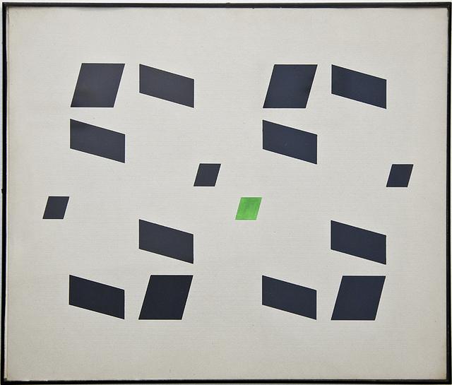 , 'Metaesquema,' ca. 1957, Athena Galeria de Arte