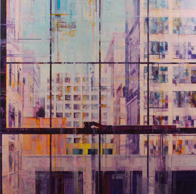 , 'Urban Grid VI,' 2018, J. Cacciola Gallery