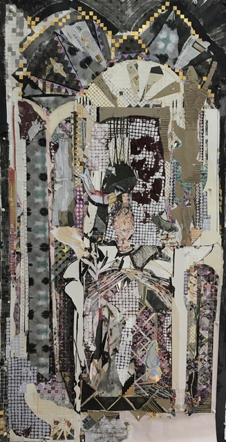, '亚洲地图No.180228 Asia Map No.180228 ,' 2018, Tang Contemporary Art