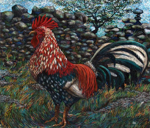 , 'Cock ,' , Artist's Proof