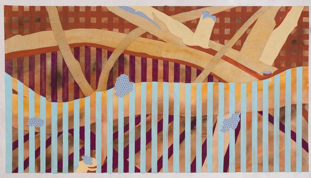 , 'Blowdown IV,' 2018, Michael Warren Contemporary