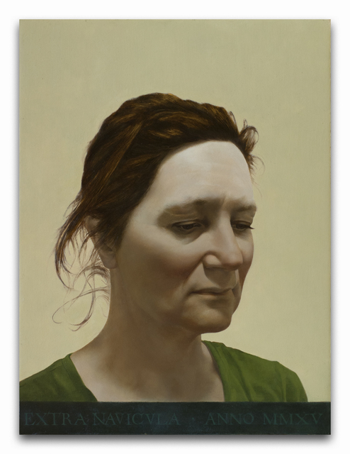 , 'Ilsa,' 2015, New York Academy of Art