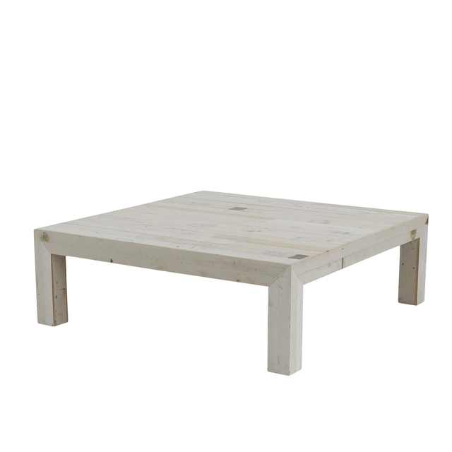 , 'White Canteen Square Coffee Table,' 2018, The Future Perfect