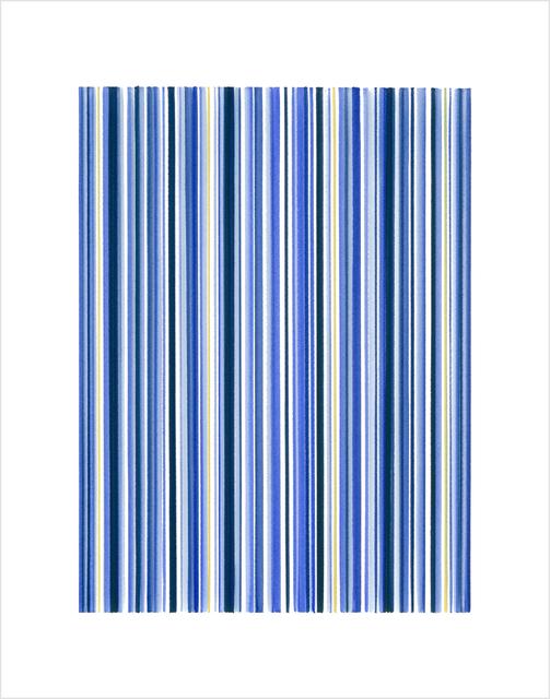 , 'Stripes CT03,' 2017, Tempe Digital