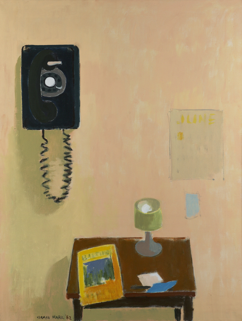 , 'The Telephone,' 1982, Debra Force Fine Art