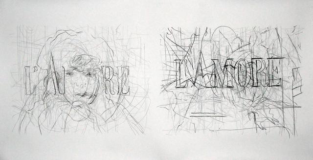 , 'L'Amore,' 2014, Mario Mauroner Contemporary Art Salzburg-Vienna