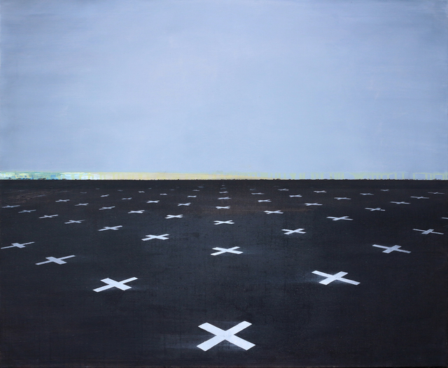 , 'Tar 2,' 2016, Galerie SOON