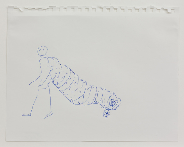 , 'Condition,' 1995, Barbara Gross