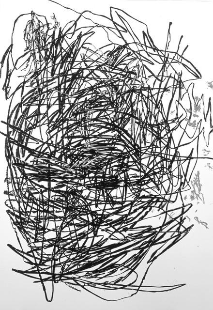 , 'onhe Titel,' 2003, Galería Heinrich Ehrhardt