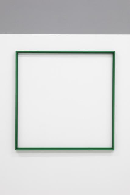 , 'Untitled,' 2014, Lange + Pult
