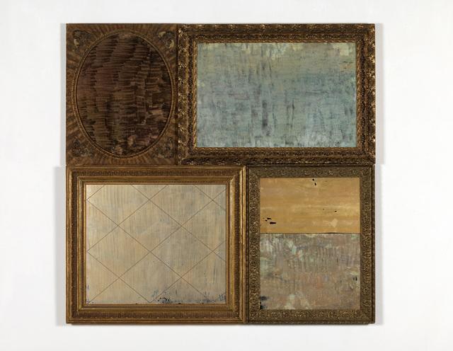 , 'Silver Gold,' 2015, Francesca Minini
