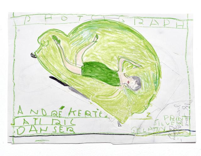 , 'Andre Kertesz, Satiric Danser,' 2016, CHOI&LAGER