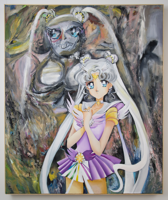 , 'From the DeMooning series (Princess Serenity),' 2015, Castor Gallery