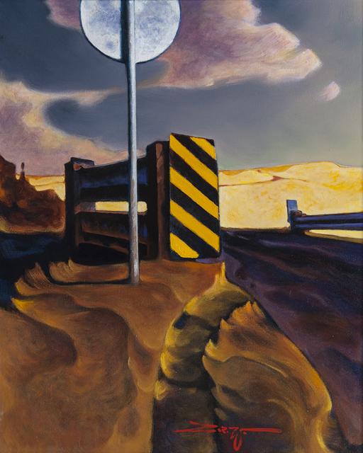 Z.Z. Wei, 'Railroad Crossing', 2019, Blue Rain Gallery
