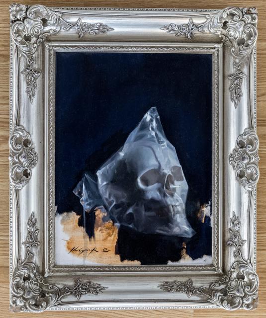 , 'Gasp,' 2018, Haven Gallery