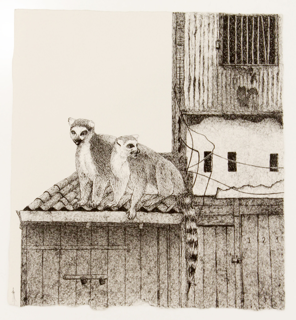 , 'Lemur,' 2018, Saskia Fernando Gallery