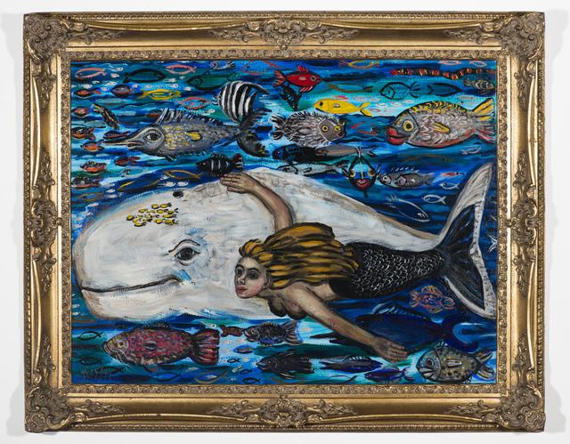 Mary Josephson, 'Just As I Imagined', 2019, Friesen Gallery