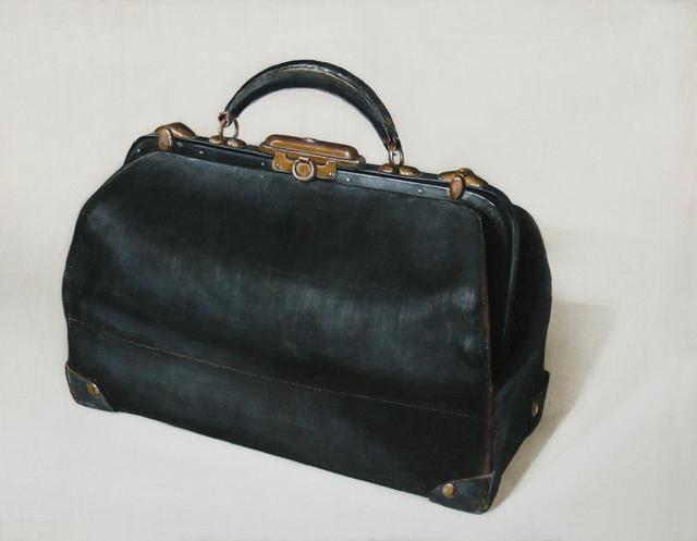 , 'Doctor's Bag,' 2018, Clark Gallery