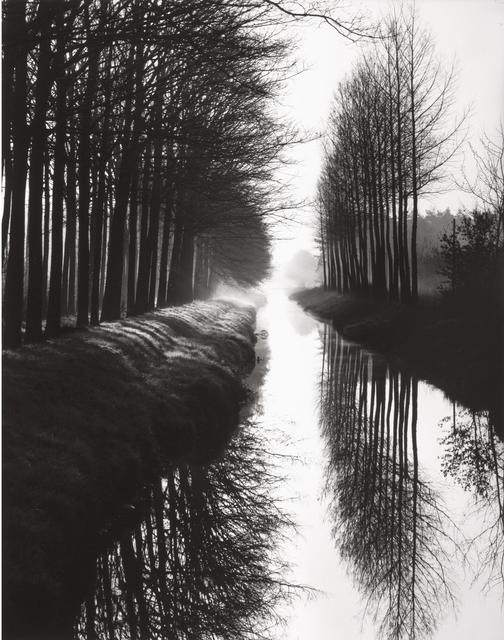 , 'Holland Canal,' 1970-1974, Catherine Couturier Gallery