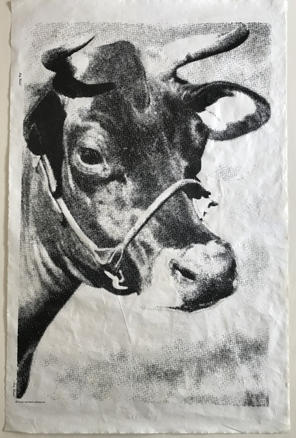 Andy Warhol, 'Cow', 1976, MultiplesInc Projects