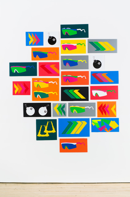 , 'Various works,' 2014, Fleisher/Ollman