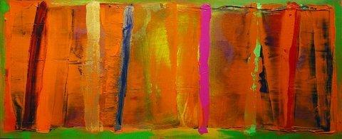 , 'Lilac Tumble,' 2014, Sopa Fine Arts