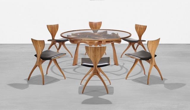 , 'Dining Set,' 1980, Johnson Trading Gallery