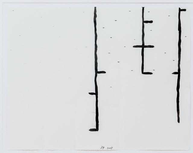 , 'Ohne Titel (Reforzate),' 2005, Häusler Contemporary