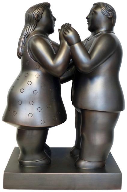 , 'Dressed Dancers (Piccoli),' 2012, Galeria El Museo