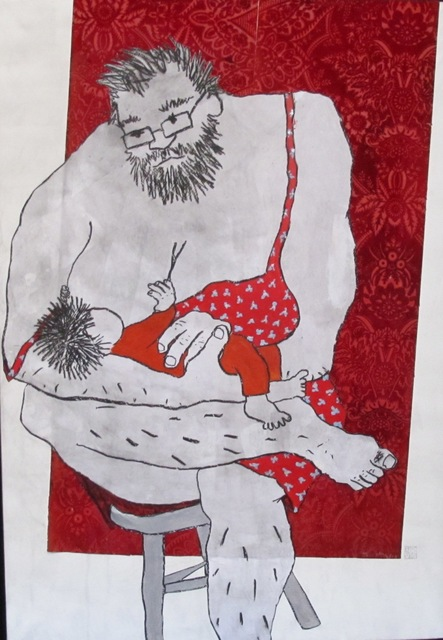 , 'L'Homme à l'Enfant,' 2011, Le Feuvre & Roze