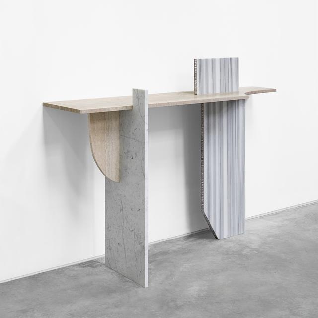 , 'Cut_paste #1 (Console),' 2013, Carpenters Workshop Gallery