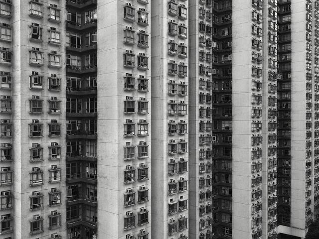, 'West Island Flats, Hong Kong - 2010,' 2010, Contemporary by Angela Li