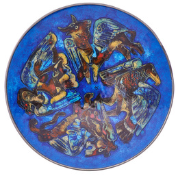 Early bowl (The Four Evangelists), USA