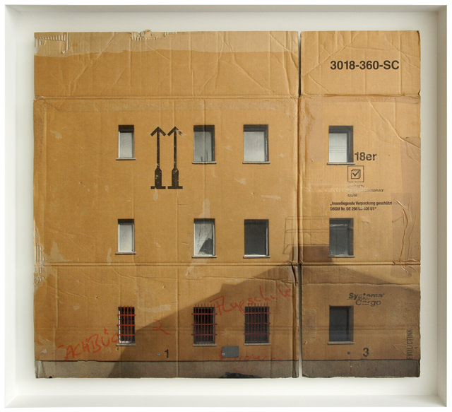 , 'Rather Shady Part of Lichtenberg,' 2014, Jonathan LeVine Projects