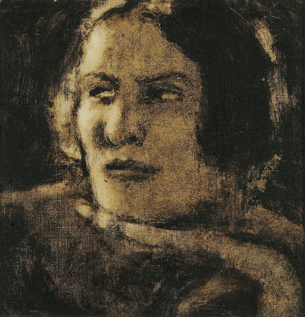 Alfons Walde, 'Portrait of a lady', ca. 1930, Galerie Kovacek