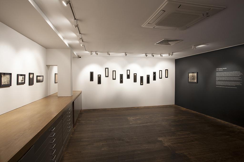 Installation shot of 'miho kajioka: tanzaku' (7 Feb - 22 Mar 2020) © Kate Elliott