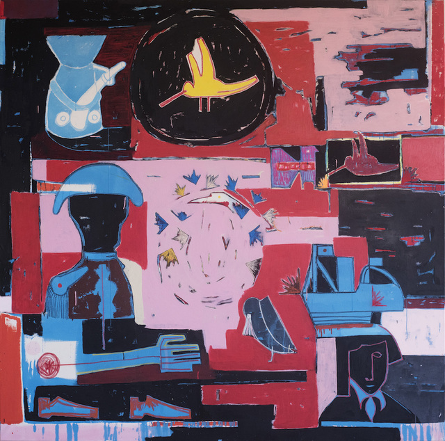 , 'Bread and Flower,' 2017, Andersen's