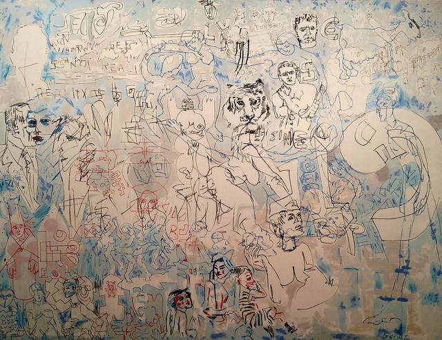 , 'J-21,' 2016, Art Bastion Gallery