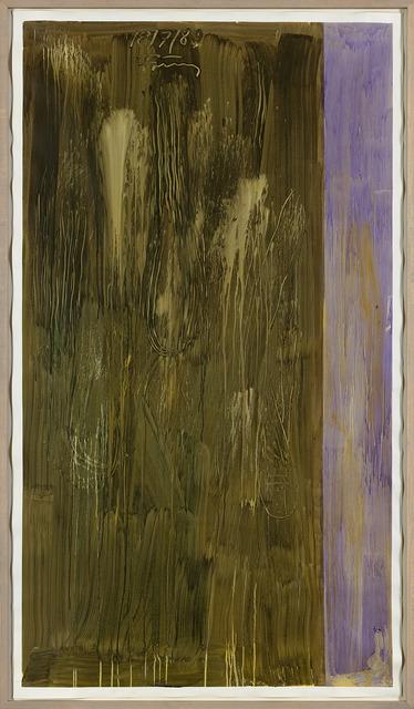 , 'Untitled (WVF.89.C.0265) ,' 1989, Vera Munro