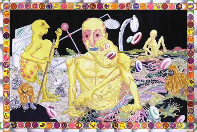 , 'Agama, Dosa and Black Lentils,' 2017, Richard Koh Fine Art