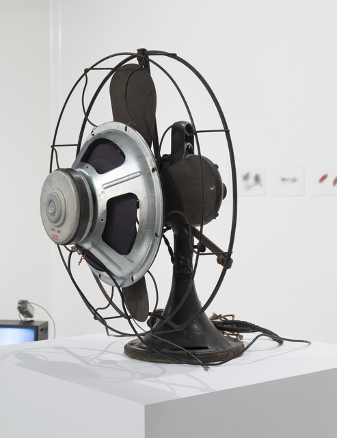 , 'Sound object (Fan),' 1964-2018, Galerie Jocelyn Wolff