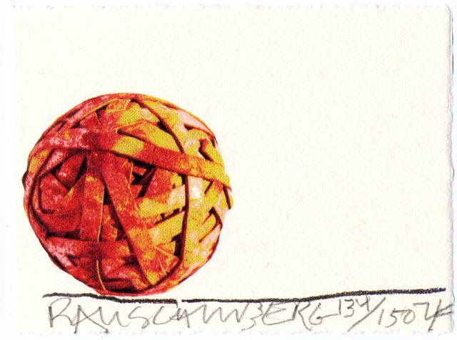 , 'Raffle,' 2001, Woodward Gallery
