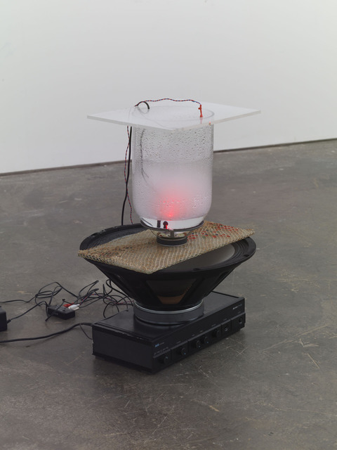 , 'Lo-Tech Reproposed,' 2014, Lisson Gallery