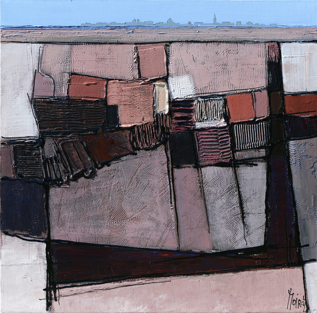 Moiras Jean, 'San Servolo', 2019, Galerie Christiane Vallé