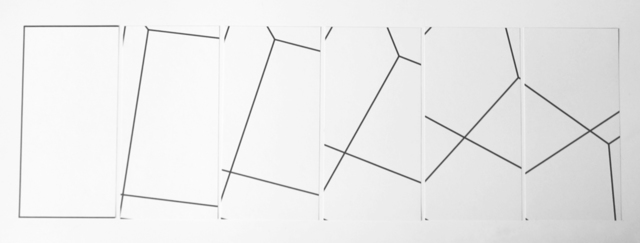 Manfred Mohr, 'P-202-A', 1977, bitforms gallery