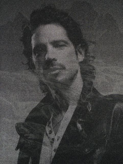 , 'Mt. Redoubt/Chris Cornell (after Universal Music PR photo),' 2017, 101/EXHIBIT