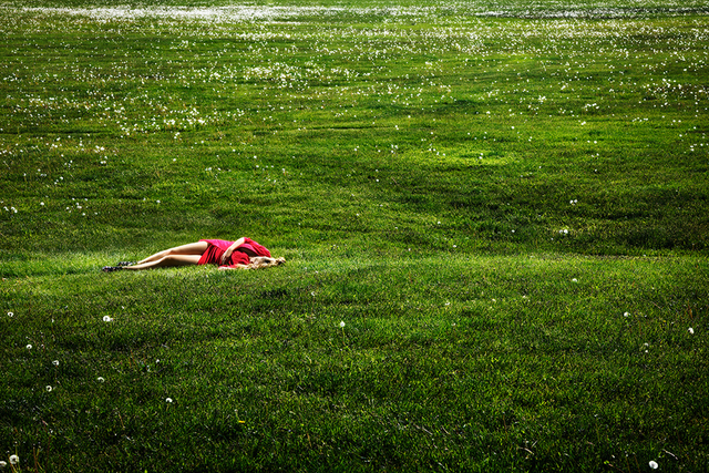 David Drebin, 'Field of Dreams', 2012, CHROMA GALLERY