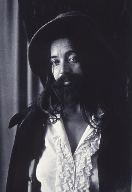 , 'Portrait of the King,' 1972, Richard Saltoun