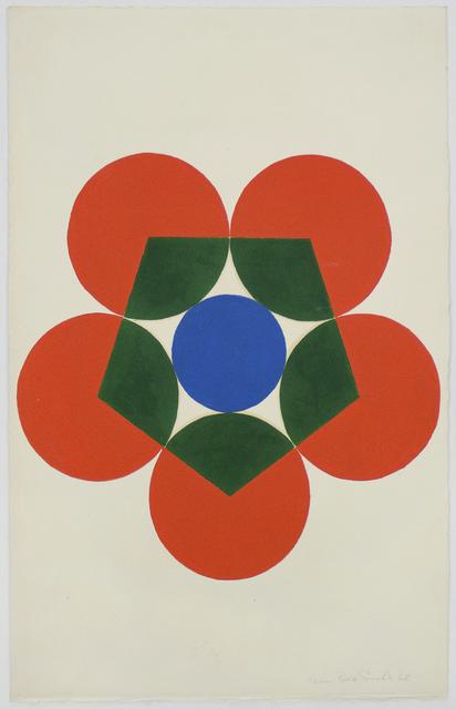 Leon Polk Smith, 'Untitled', 1968, Senior & Shopmaker Gallery