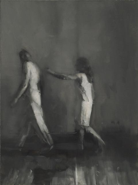 , 'Couple 1,' 2007, Newzones